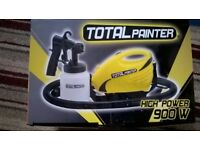 total painter 900watts and 2pots