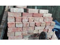 Bricks large red 250 approx poss del?.