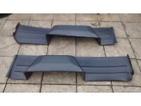 Ford Escort Van Wheel Arch Liners