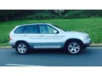 BMW X5 3.0d SPORT 2003 FSH NOT q7 Range Rover sport vogue 525d 330d 530d 730d