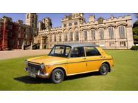 Austin 1300 mk 2 GT genuine 26000 miles 3 owners