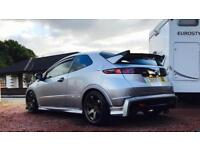 Honda Civic type r modified px