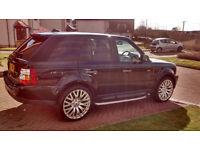 Stunning Range Rover Sport