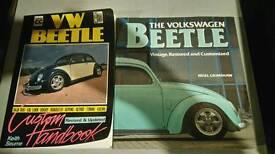 Volkswagen beetle books