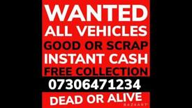♻️ SELL MY CAR VAN BIKE FOR CASH ANY CONDITION SCRAP WANTED FAST COLLECTION TODAY