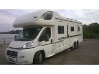 TO RENT 6 berth motorhome/campervan (SPECIAL OFFER FROM £85 per day)