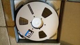 Ampex 1inch Studio Tape x60 (Job Lot)
