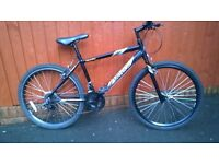 Apollo Mentor.... Smart Town Bike.. With Commuter Tyres...£65...Excellent Condition