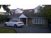 SPARE ROOM IN LARGE DETACHED HOUSE - LS17 ALWOODLEY LEEDS - £495 BILLS INCLUDED