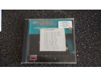 THE KINKS GREATEST HITS CD