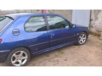 Peugeot 306 HDI for sale--1 owner