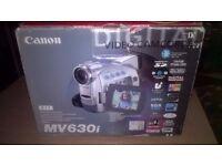 Canon Camcorder MV630i