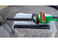 Cordless Hedge Trimmer by Powerbase