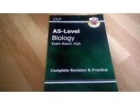 AS Level Biology (AQA)