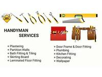 House removal, maintenance and decorations