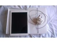 Apple iPad Air 16GB with charger and original box