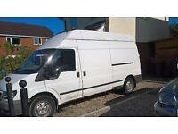 Ford transit for sale, Spares or repairs