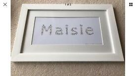 Personalized (Maisie) Christening Gift