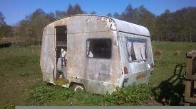 Retro Sprite caravan restoration project