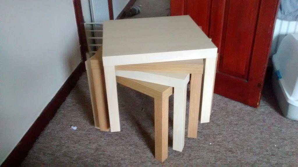 Ikea stackable tables in Newcastle under Lyme  : 86 from www.gumtree.com size 1024 x 575 jpeg 55kB