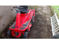 Countax Rider Ride On Lawnmower - Spares or Repair