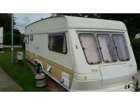 5 Berth twin axle Sold subject to collection