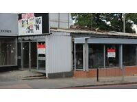 Well positioned corner retail premises available on Stratford Road