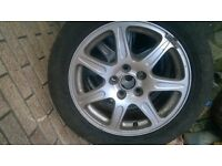 jaguar xtype alloys. quick sale neeeded
