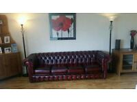 Sold sold sold sold Chesterfield sofa