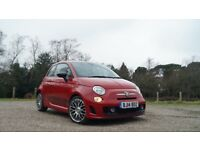 2014 Abarth 500 - Just 24,500 miles