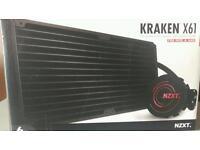 Nzxt kraken x61280mm aio cooler