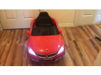 BMW ride on car