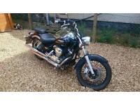 Yamaha dragster 125cc needs tlc