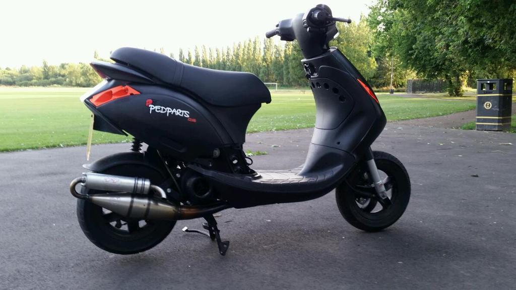 2014 piaggio zip 50/70 moped ped 70cc 50cc | in ilkeston