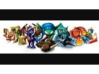 Looking for skylanders figures