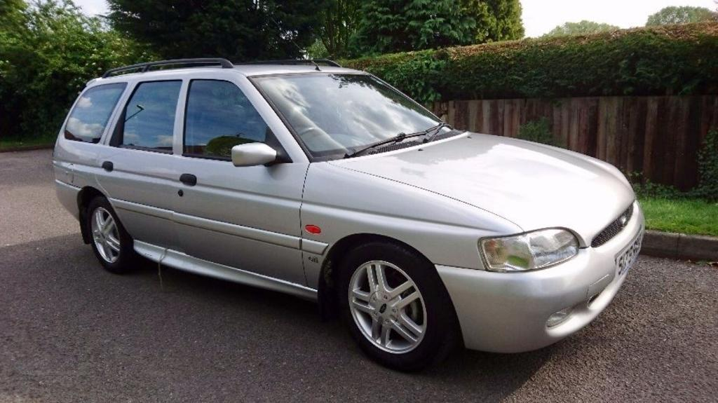 Escort GTI estate (rare car now!!) 86k mileage