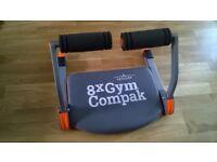 Apolyne 8x gym compak exercise machine