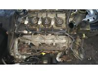 Mazda 6 engine 2.0 diesel 2004