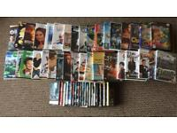Mixed Job lot DVD's . Family/Teen Films. Ex. Condition