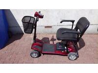 aerolite + mobility scooter