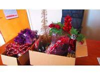 Christmas Decorations (Job Lot)