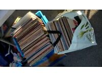 12 inch VINYL RECORDS ASSORTED