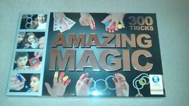 Amazing Magic set of 300 tricks