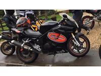 Hyosung GT 125 R 125cc sport bike