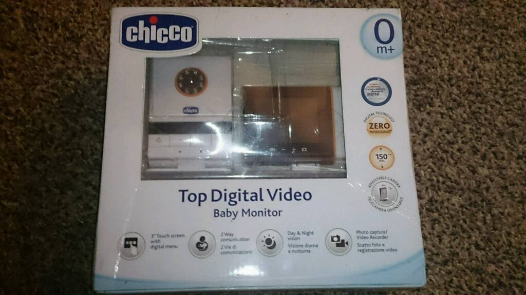 Reduced.. Chicco Top Digital Video Monitor