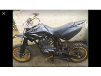 150 5 speed pitbike
