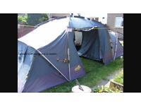 Khyam xxl Classic rigidome tent