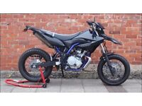 Yamaha WR 125 x 2013 450miles **MUST READ** WR125x WR125 LowMilageOneOwnerVeryGoodConditionNOT R125