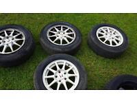 Integra type r wheels 5x114.3