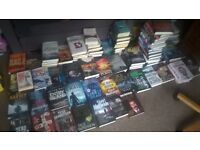 130 Books - Mainly Crime Thrillers - Newtownabbey
